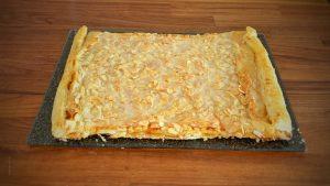 Blätterteig-Marzipan-Schnitten
